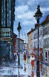 Kaunas.Vilniaus gatvė 2004m.drb.al.55x35