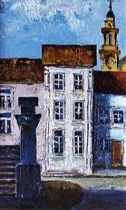 Vilnius.Didžioji gatvė drb.al.36x24